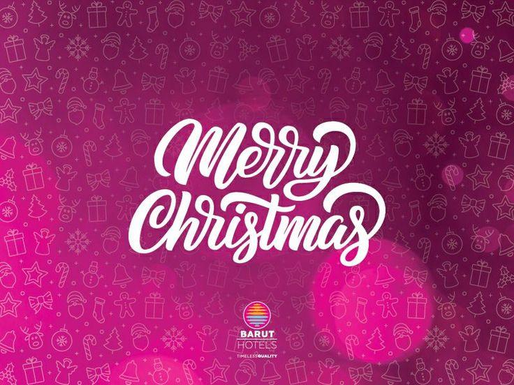 "We wish you all ""Merry #christmas "" #baruthotels #followthesun #timelessquality #merrychristmas #froheweihnachten #side #antalya #noel #holiday #snow #pinetree #tanenbaum #schnee #winter #happy #santaclaus #weichnachtsmann #gift #geschenk"