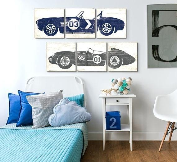 Car Themed Toddler Bedroom Boys Room Ideas Boys Room Decor Classic