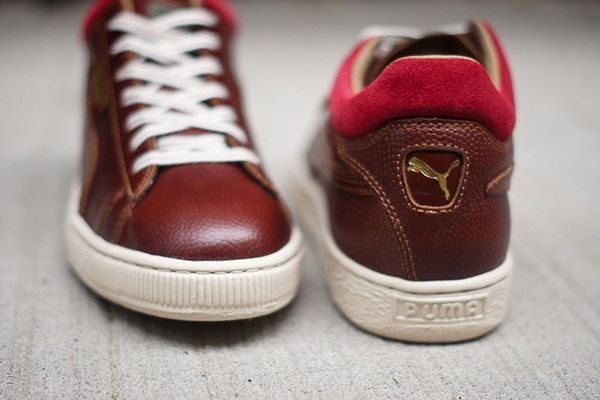 PUMA releases the Stepper Luxe Maroon  More: http://freshersmag.com/puma-stepper-luxe-maroon/