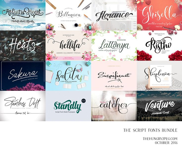 Our newest bundle is now here!! 16 beautiful 100% accessible scripts fonts for ONLY $12!! Grab this amazing collection for less than $1 per font. This pack comes with a complete commercial license, allowing you to use them across unlimited personal and business projects.