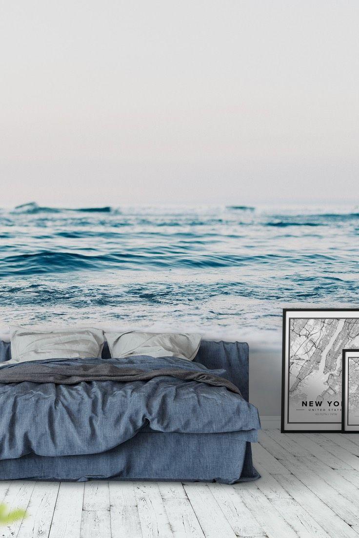 34 best water wall murals images on pinterest photo wallpaper shoreline wall mural wallpaper amipublicfo Choice Image