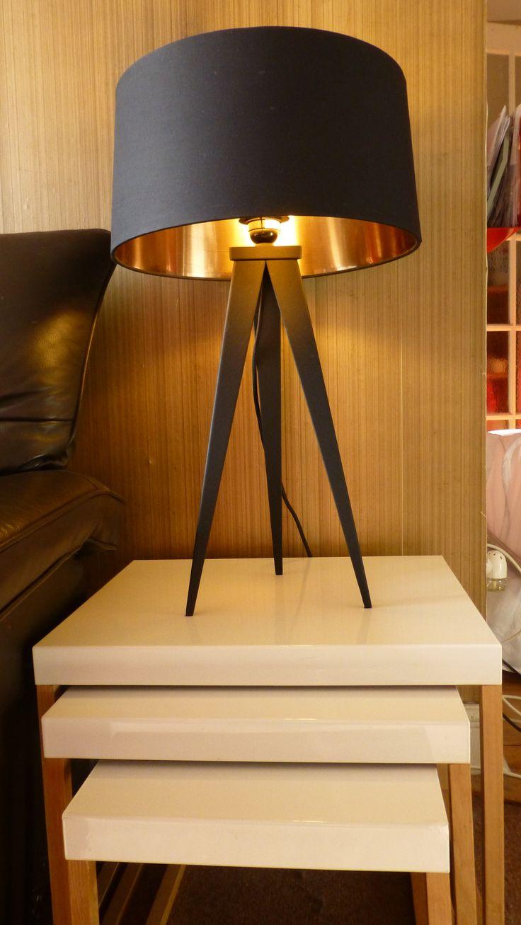 Habitat Lamp and coffee table nest
