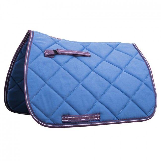 Mooi blauw #zadeldek voor uw #minipaard. Bestel nu snel bij de grootste webshop voor minipaarden en #shetlanders !