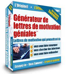 Lettres De Motivations Géniales