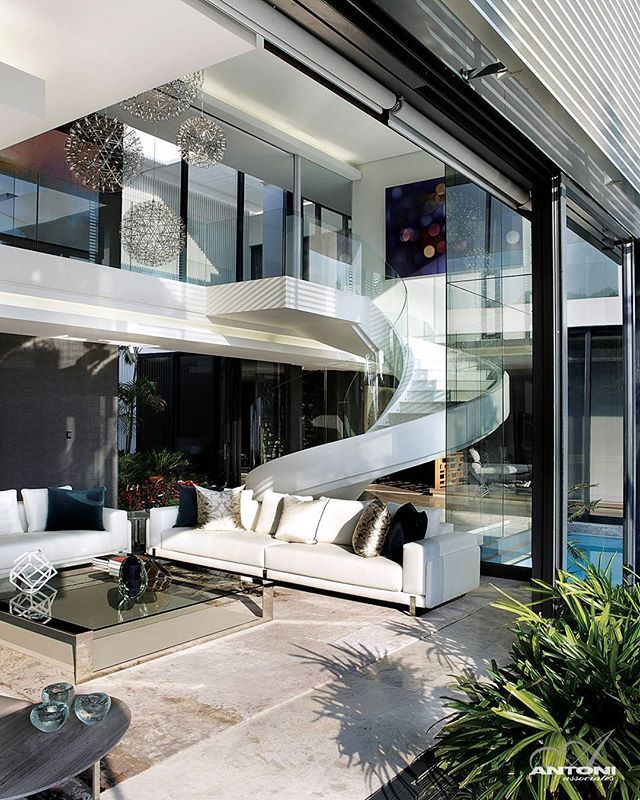 6th 1448 Houghton Residence Designed by SAOTA, In Johannesburg, #southafrica - Sign Up For 20% OFF on Our House Hold Products! link In BIO!! @dopedecors