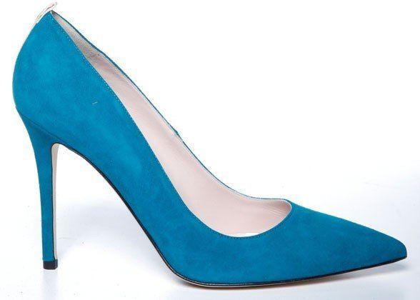 SJP blue pumps PERFECT