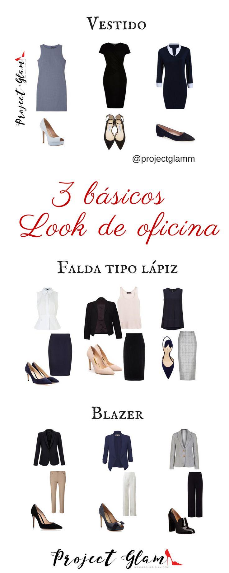 3 #básicos para un estilo de #oficina