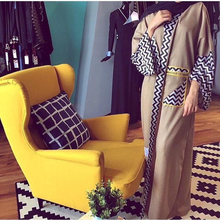 IG: HindalMadani || Modern Abaya Fashion || IG: Beautiifulinblack