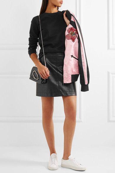 Valentino - Rockstud Cotton-jersey Sweatshirt - Black - x small
