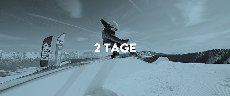 BERGFESTival 2nd - 4th dec