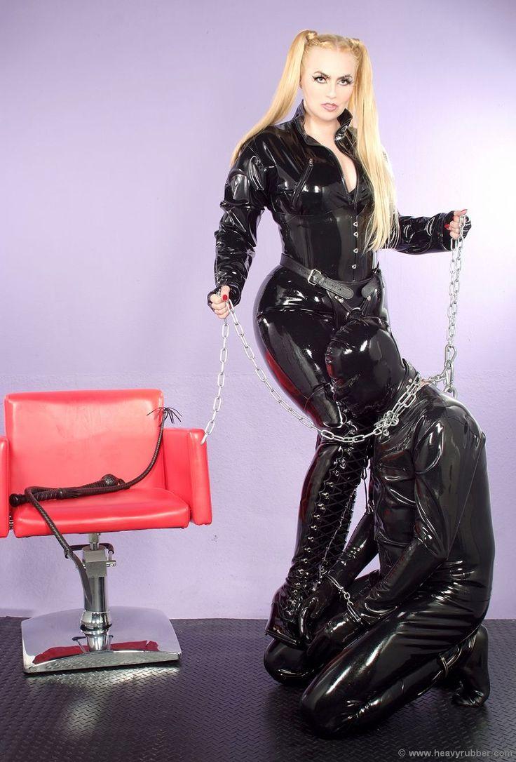 Femdom mistresses punching bound balls-6261