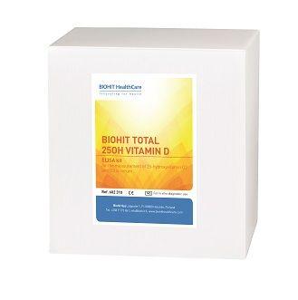 Biohit Total 25OH D ELISA kit
