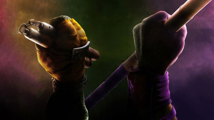 Donatello Michelangelo Tmnt Movies HD k Wallpapers