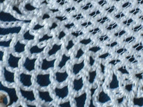 Perfect for al fresco Summer dining or drinks on the patio, this newly crocheted beaded jug or glass cover keeps your drinks free of insects. Re-use it as often as you like. Easier, more attractive and more eco-friendly than cling film. A delightfully practical reminder of yester-year. Use it to cover your jug of Pimms, Sangria, lemonade or squash, or to keep wasps and flies out of the sugar bowl. Also useful for those who keep a glass of water by their bedside, to ensure your drink…
