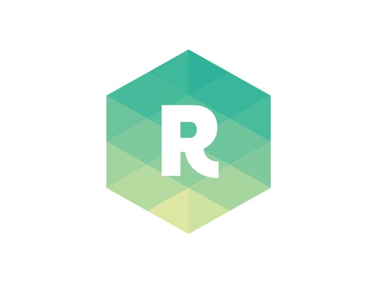 negative space as R