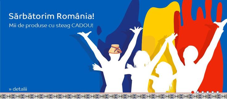 eMAG sărbătorește 1 Decembrie prin reduceri substanțiale, de care trebuie să profiți . Dacă tot e iz de sărbătoare pe 1 Decembrie, eMAG te răsplătește cu un cadou reprezentativ pentru noi români, și anume steagul României. Pentr... http://www.gadget-review.ro/emag-sarbatoreste-1-decembrie/