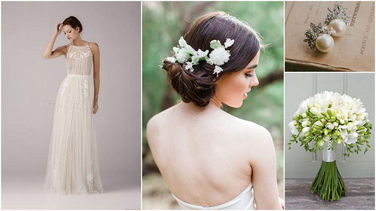 boho bride  biżuteria ślubna www.novia-blanca.pl