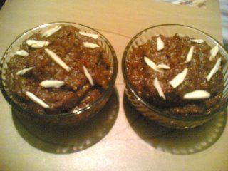 SHF #16: Anjeer Halwa - Dried Figs Dessert