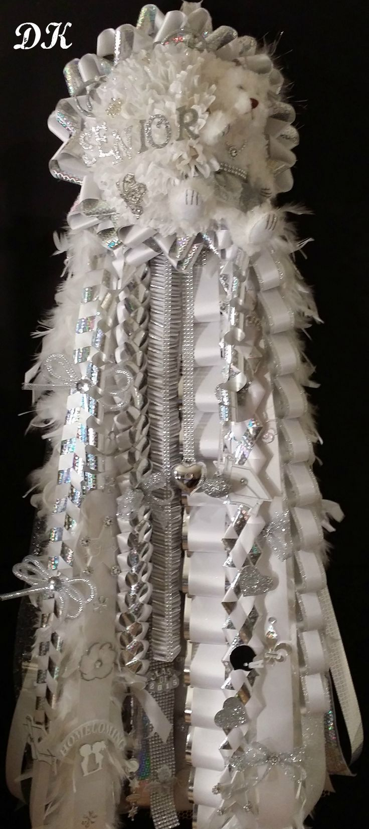 Homecoming Mums by DK Florals Inc. We specialize in the unique! Contact us today!