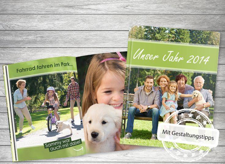 Ein Jahr, 365 Tage - und so viele schöne Momente, an die Ihr euch auch später noch erinnern möchtet. Dafür bietet sich ein Jahrbuch an. http://www.cewe.de/cewe-fotobuch.html