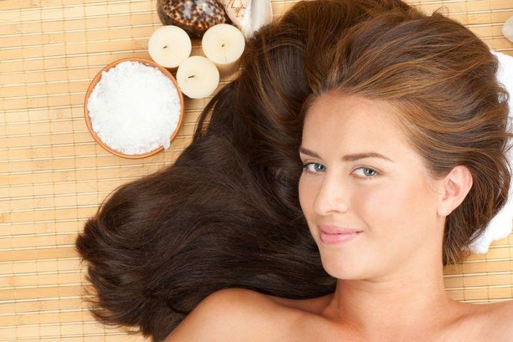 Ключ к здоровью волос - здоровая чистая кожа головы