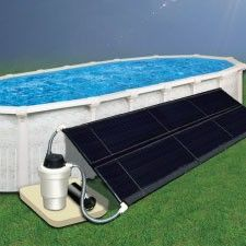 Above Ground Pool Solar Panels
