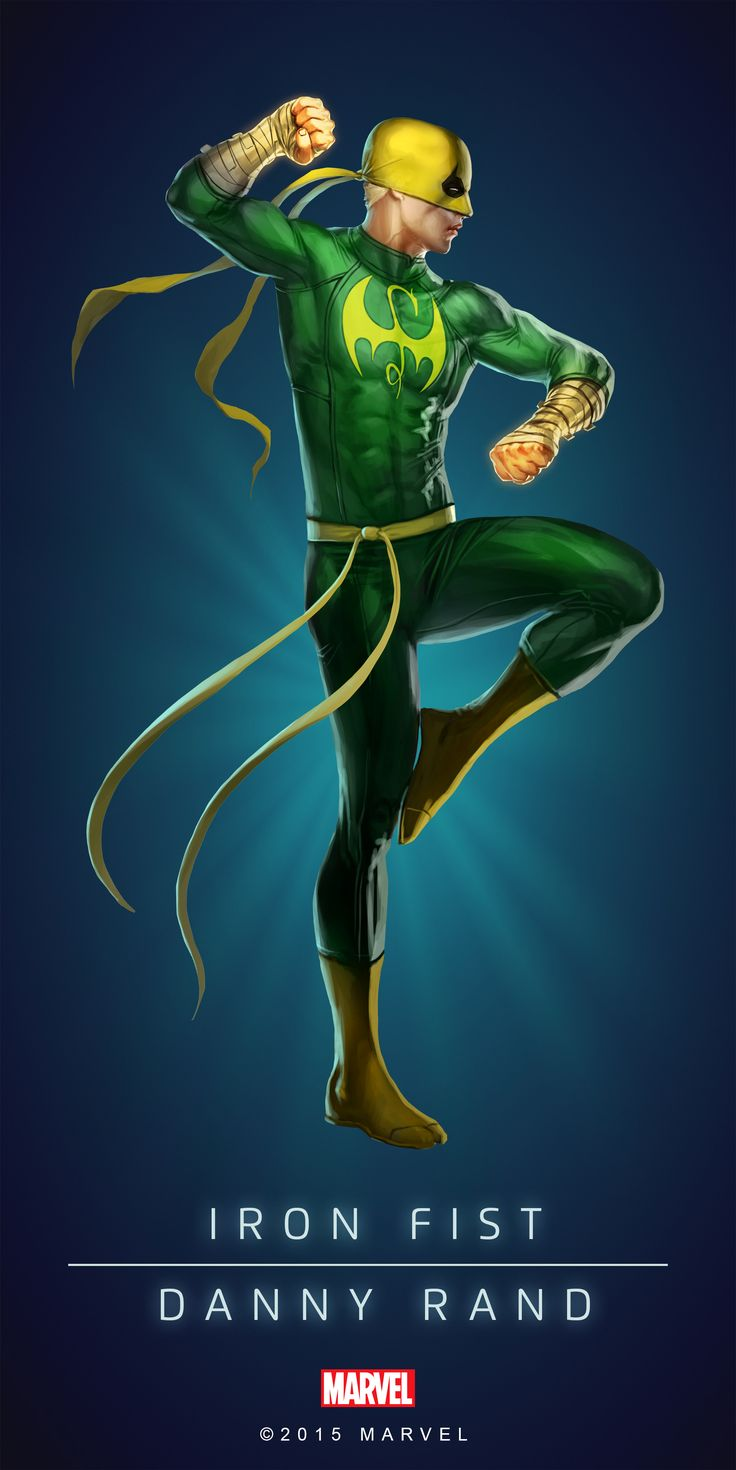 Iron Fist - Universo Marvel