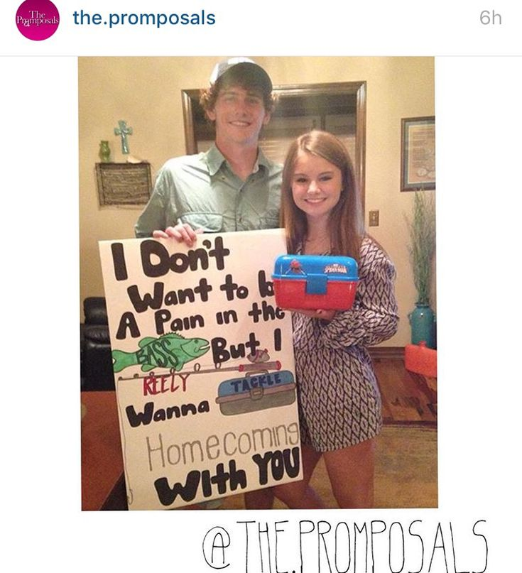 Such a cute way to ask someone to homecoming   Cute