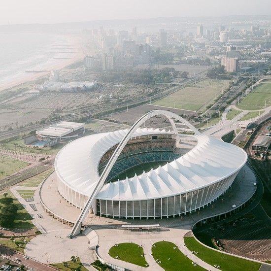 Andrew Griffin - Moses Mabhida Stadium - Durban