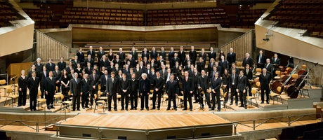 Berlin Philharmonic Orchestra- Saw them at Orchestra Hall in Chicago - November 1974