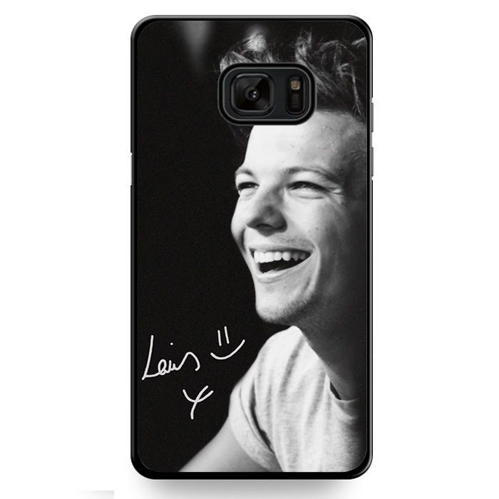 Louis Tomlison Smilling TATUM-6668 Samsung Phonecase Cover For Samsung Galaxy Note 7