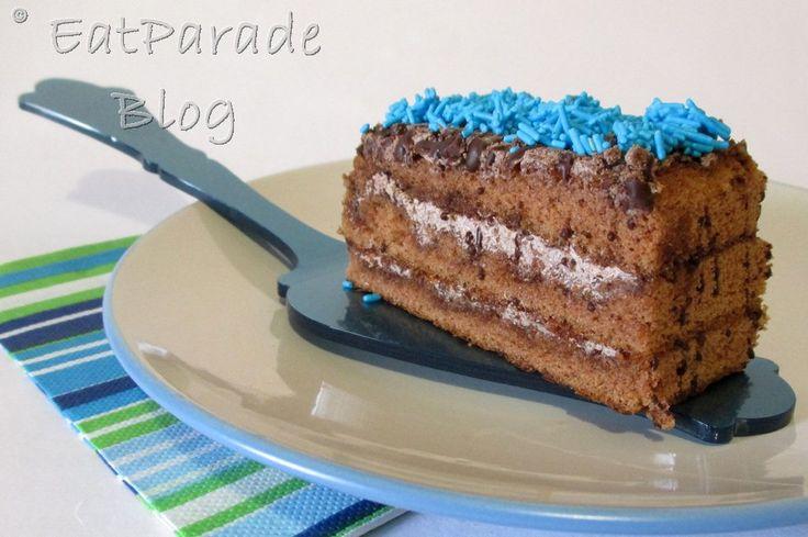Torta gianduia al microonde