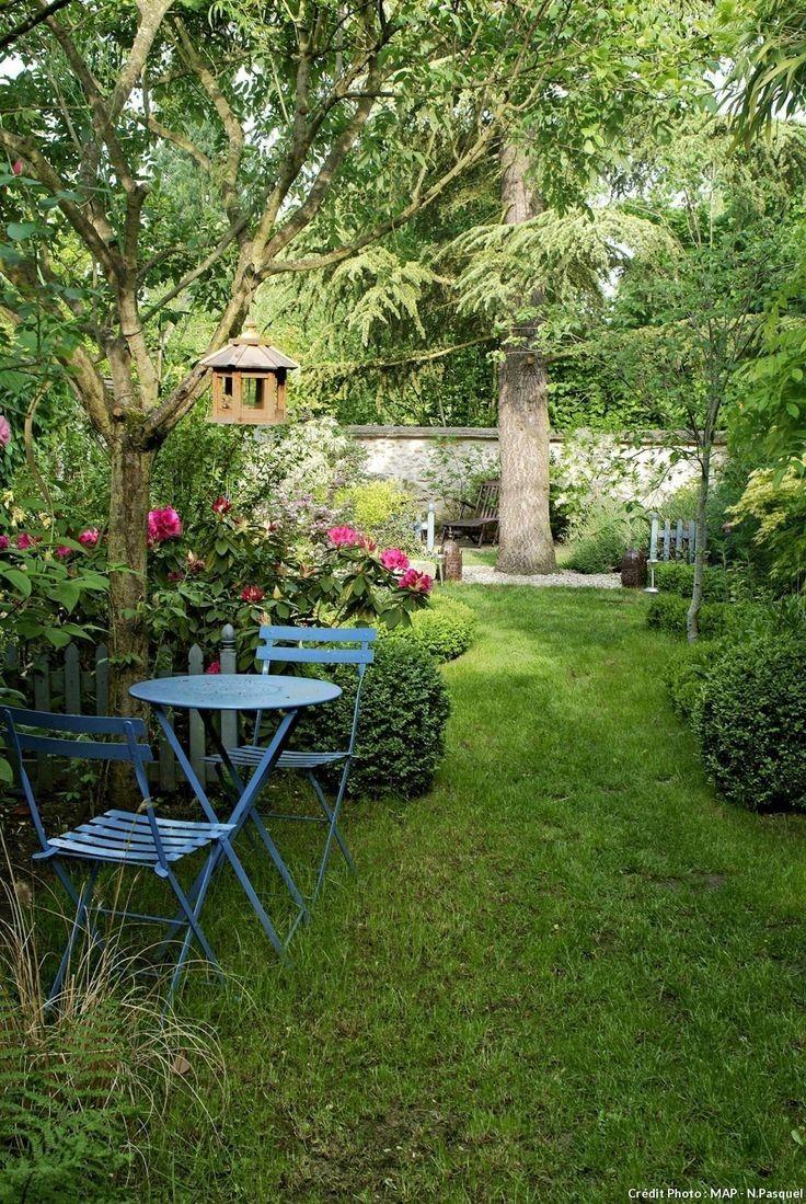 Lovely Setting Jardines Modernos Jardines Decoraciones De Jardin