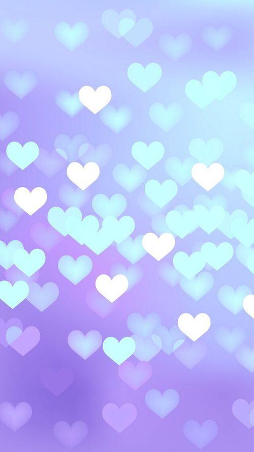Hearts fallen