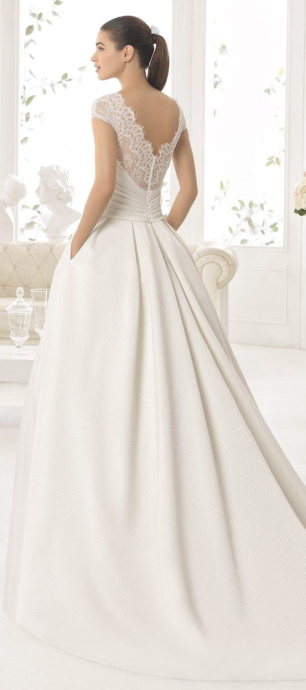 Belles wedding dress  Aire Barcelona  Bridal Collection  Wedding Belles  Pinterest