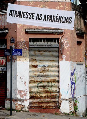 """Poro   """"Faixas de anti-sinalização"""", 2009"""