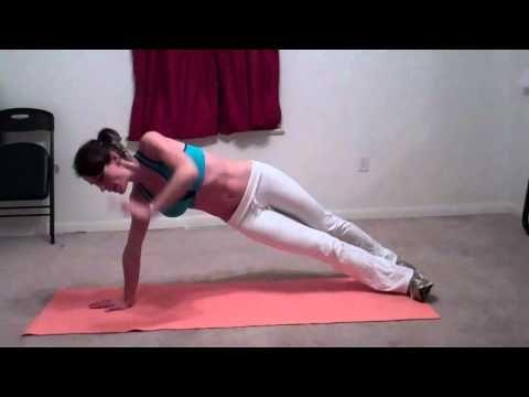Hard Body Home workout Melissa Bender Fitness