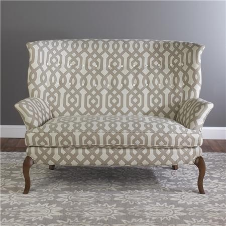 30 Best Patterned Loveseat Images On Pinterest Canapes