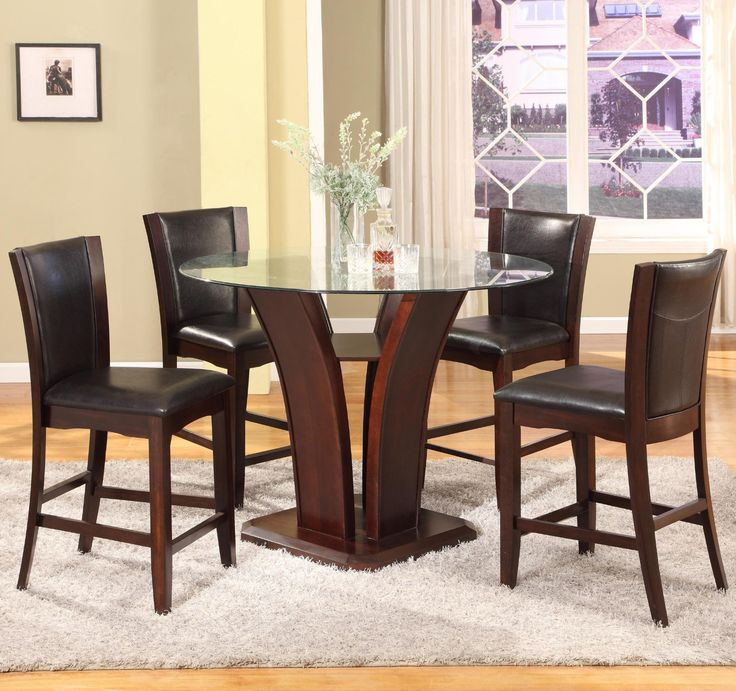 95 best pub dinettes images on pinterest dining room for Dining room tables 36 x 54