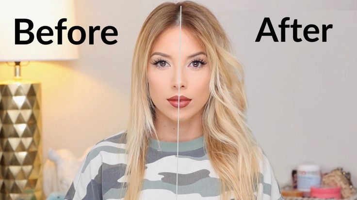Soft Waves Hair Tutorial for that Kardashian hair- beachy waves!