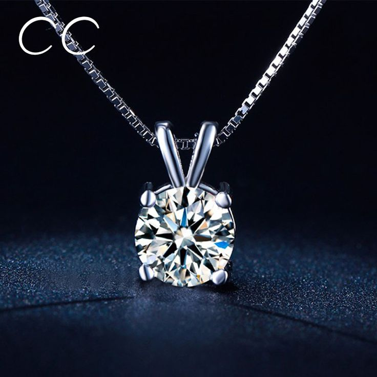 Vintage White Gold Plated Pendants Necklaces for Women Zirconia Simulated Diamond Necklace Fashion Jewelry Bijoux Femme CCN002 //Price: $7.95 & FREE Shipping // Get it here ---> https://bestofnecklace.com/vintage-white-gold-plated-pendants-necklaces-for-women-zirconia-simulated-diamond-necklace-fashion-jewelry-bijoux-femme-ccn002/    #jewellery