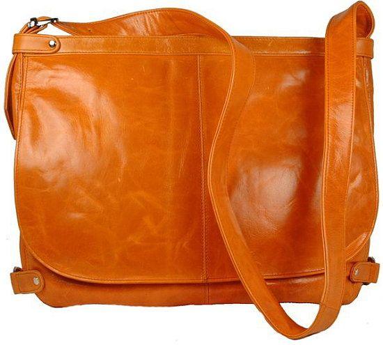 Great Geek Gear Find: Faye Laptop Messenger Bag