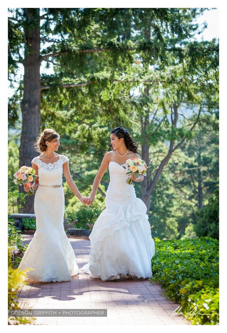Best 25 Bride And Bride Images On Pinterest Lesbian Wedding