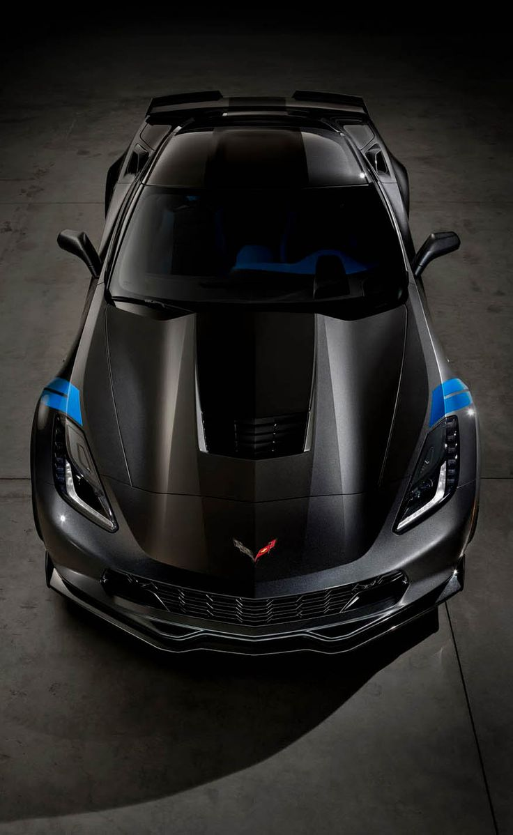 Ordinaire Nothing Says Sexy Like The 2017 Chevrolet Corvette Grand Sport!