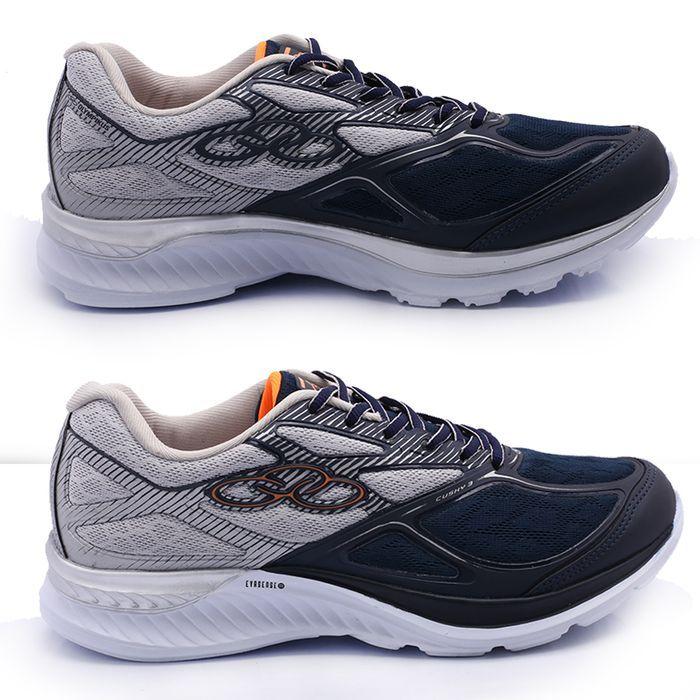 Zapato Vigor Dash Cross-Trainer para hombre, Puma White-French Blue, 12 M US