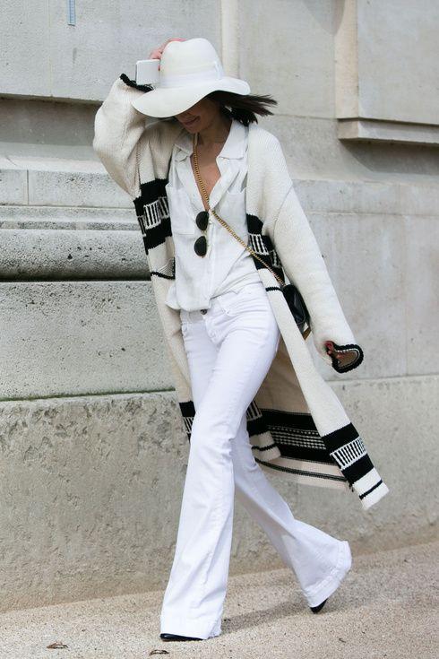 paris fashion week street style パリコレスナップ