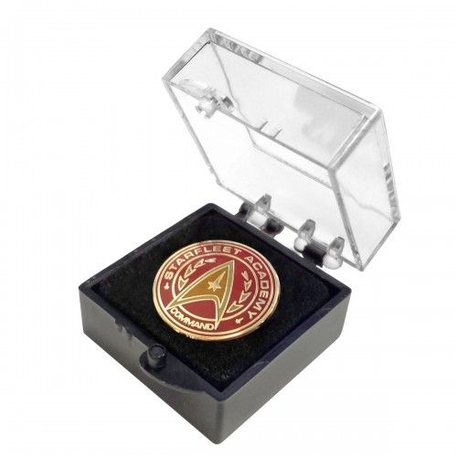 Star Trek Starfleet Academy Lapel Pin - Command | Star Trek Shop