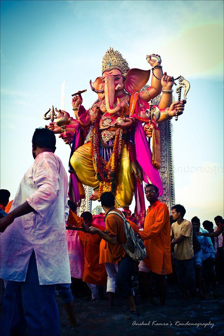 Ganesh Chaturthi, Mumbai, India