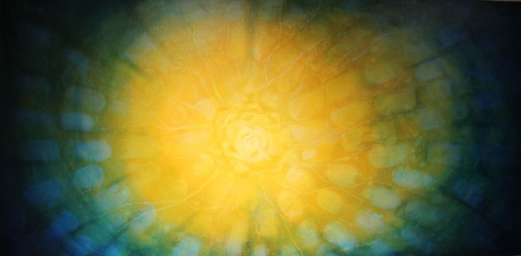 #Art #painting #abstract #expressionism #acrylic #lars #arne #kringstad golden rose,
