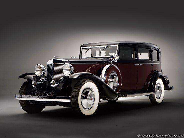 Best Classic Era American Autos Images On